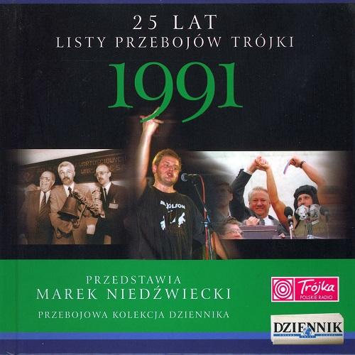 VA - 25 lat Listy Przebojów Trójki 1991 (2006) [FLAC]