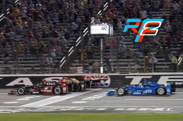 VRC Indycar 2018 - Round 4 - Texas