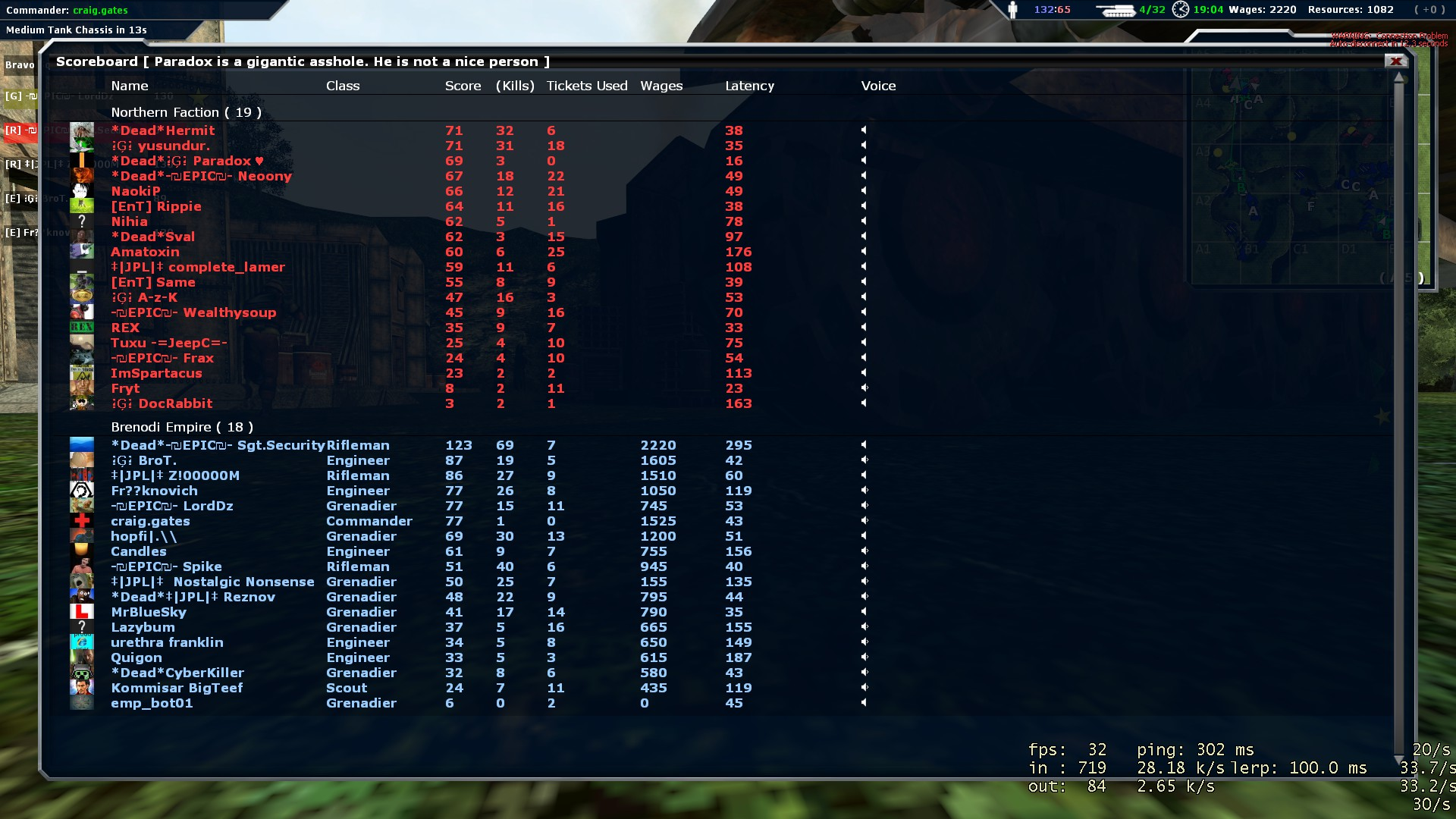 Shoutbox Archive | Page 25 | Empires Mod
