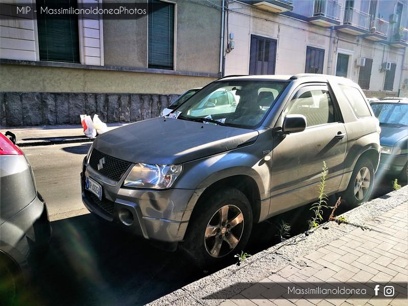 Auto Abbandonate - Pagina 6 Suzuki-Grand-Vitara-DDIS-1-9-129cv-08-DP402-EW-117-694-16-5-2016