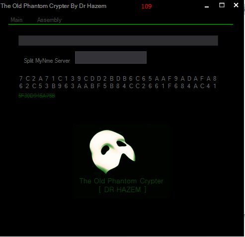 Download} The Old phantom Crypter Hazem Version Free Download