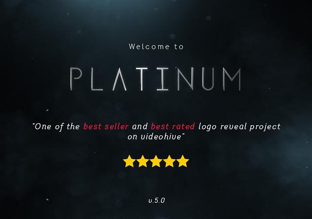 Platinum   Logo Reveal - 2
