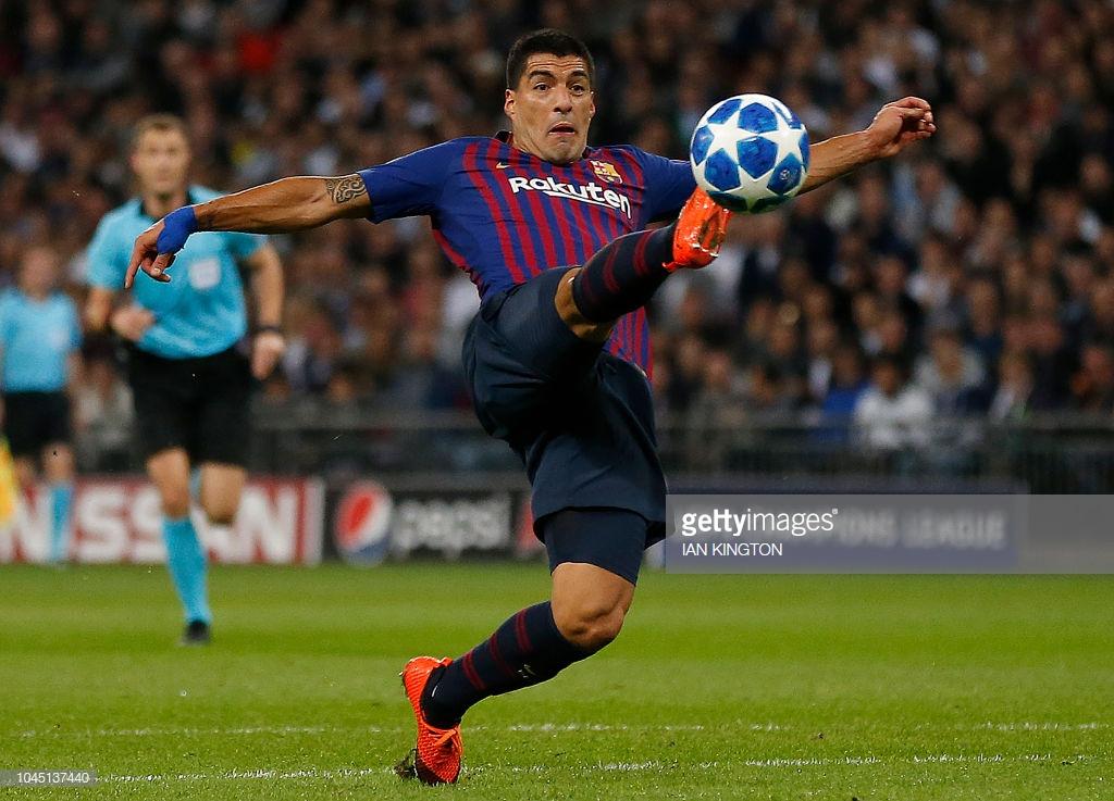 صور مباراة : توتنهام - برشلونة 2-4 ( 03-10-2018 )  E5