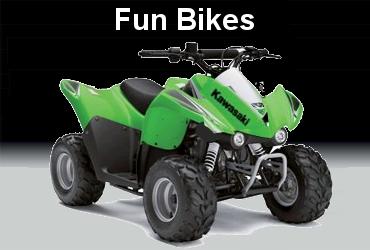 Kawasaki Fun Bikes