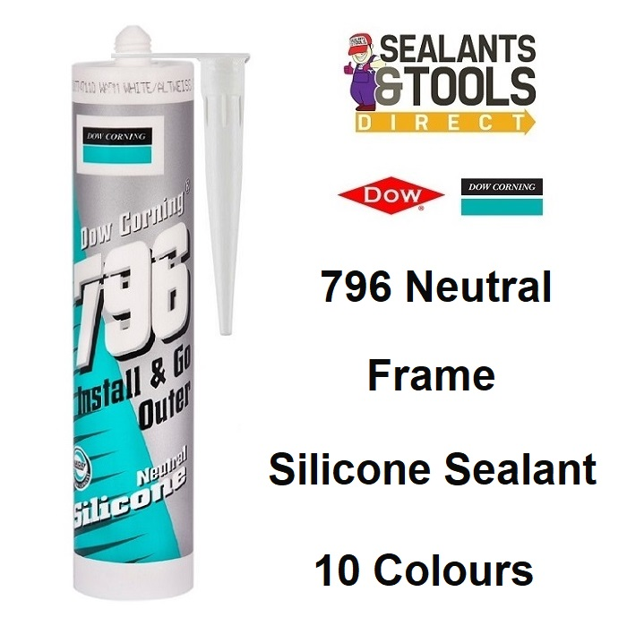 Dow Corning 796 Coloured Silicone sealant