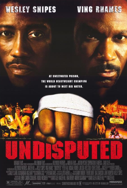 Undisputed (2002) BluRay 720p 850MB