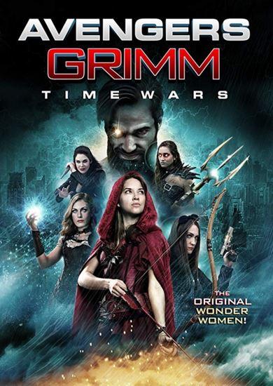 Mścicielki Grimmów - walka z czasem / Avengers Grimm: Time Wars (2018) PL.BRRip.XviD-KiT   Lektor PL