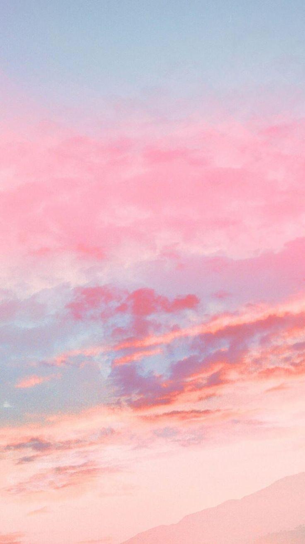 858d3f64f451773bed1a197c622a06f2 pink clouds wallpaper pink wallpaper phone