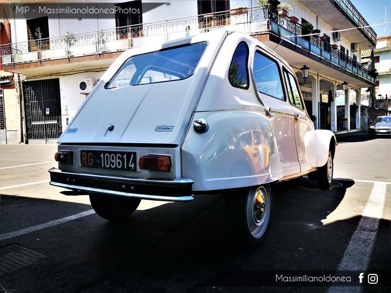 Raduno auto e moto d'epoca San Giovanni La Punta Citroen_Dyane_600_32cv_77_RG109614_2