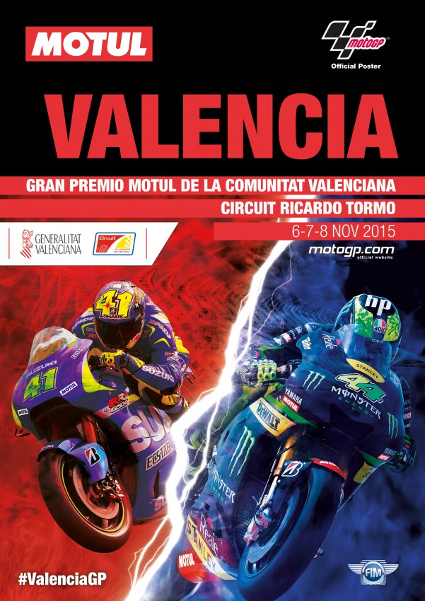 MOTOGP GRAND PRIX RACE EVENT POSTERS 7