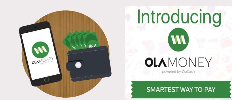 Ola money offers