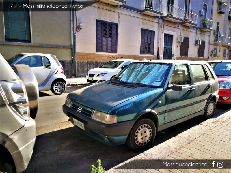 avvistamenti auto storiche - Pagina 30 Fiat-Uno-Turbo-D-1-4-71cv-91-EN139662-215-415-2-11-2017-1