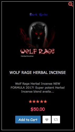 Wolf-Rage-Cart