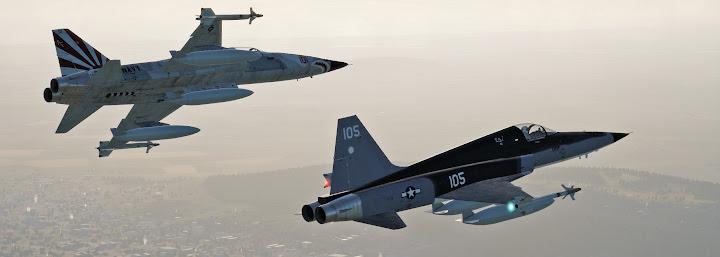 Modern Air Combat de DCS