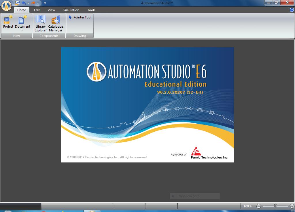 automation studio 6.2