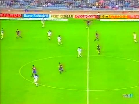 Champions League 1993/1994 - Octavos de Final - Ida - FC Barcelona Vs. Austria de Viena (360p) (Castellano) Vlcsnap-2018-11-12-10h05m18s652