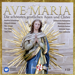 Compilations incluant des chansons de Libera Ave_Maria_4_CD_300