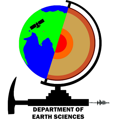 Logo Of Earth Science Department