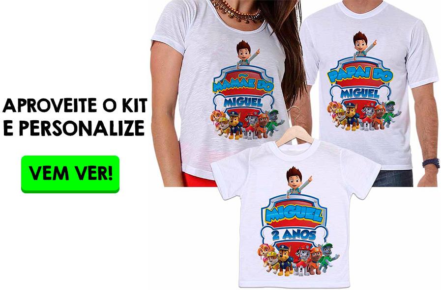 Kit_Camiseta_Patrulha_Canina_Personalizada_Emp_rio_Camiseteria