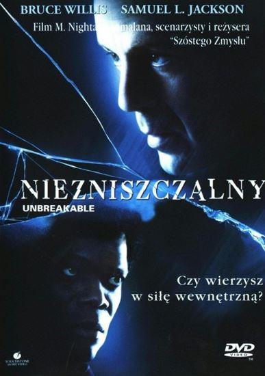 Niezniszczalny / Unbreakable (2000) PL.AC3.DVDRip.XviD-GR4PE | Lektor PL