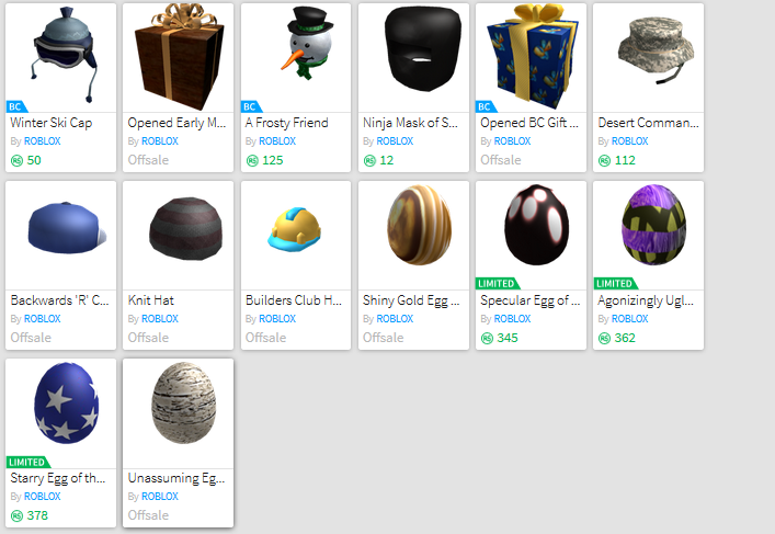 Sold - ROBLOX 2010 ACCOUNT WITH VALKYRIE N PUNK FACE ...