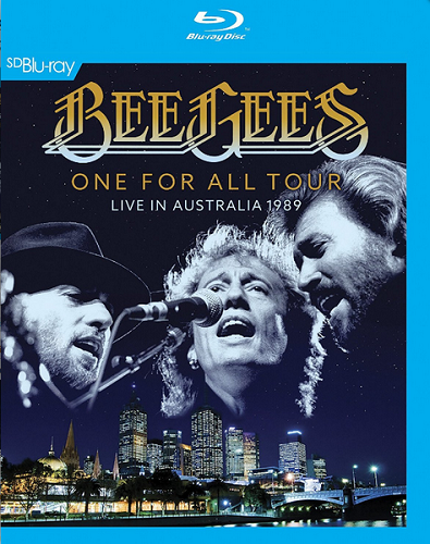 Bee Gees - One For All Tour:Live in Australia 1989 (2018) [BDRip 1080p]