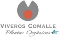 Viveros Comalle Logo, venta de plantas de cerezos en chile