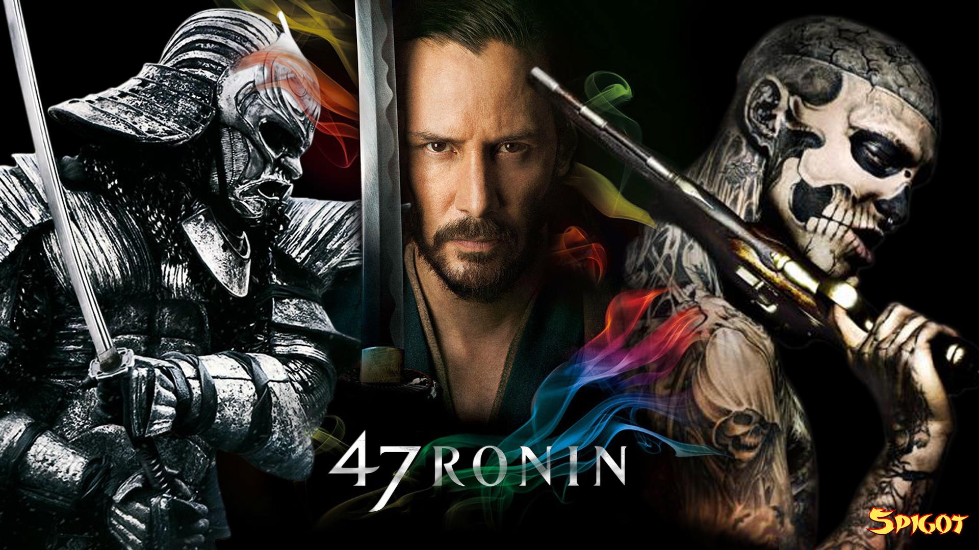 47 Ronin (2013) HD