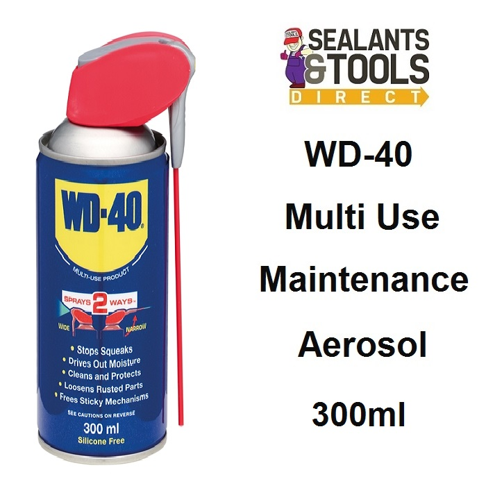 WD40 Smart Straw Maintenance Spray 300ml 44259