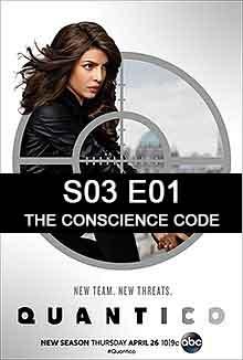 Quantico S03 E01 Priyanka Chopra watch online download free thumbnail