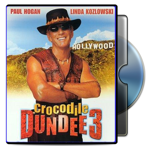 Crocodile Dundee in Hollywood [2001][DVD5][Latino-Ingles]