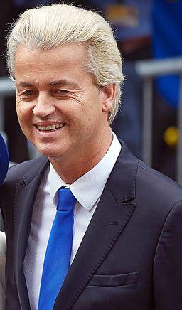 256px Geert Wilders op Prinsjesdag 2014 cropped