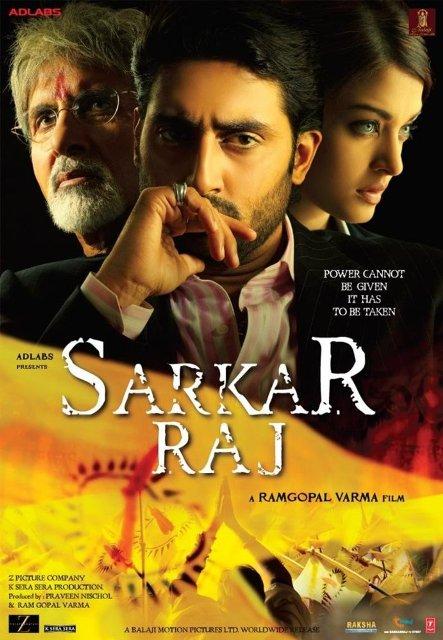 Sarkar Raj (2008) Hindi BluRay 720p 1GB