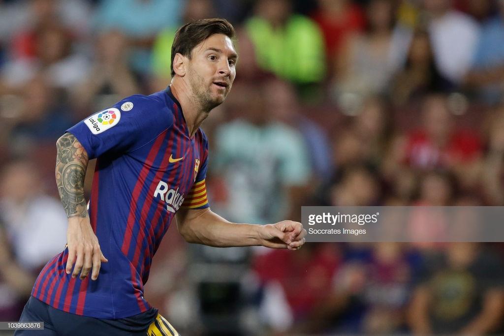 صور مباراة : برشلونة - جيرونا 2-2 ( 23-09-2018 )  L9
