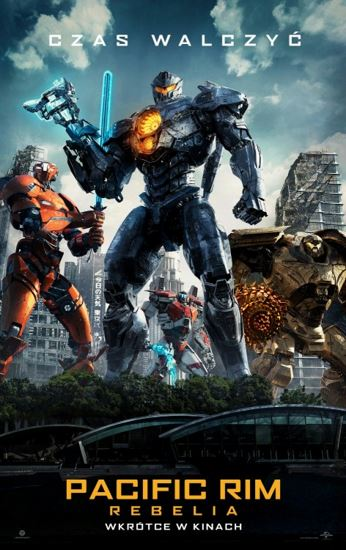 Pacific Rim: Rebelia / Pacific Rim: Uprising (2018)