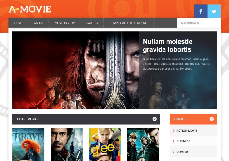 Movie_Gallery_Blogger_Template