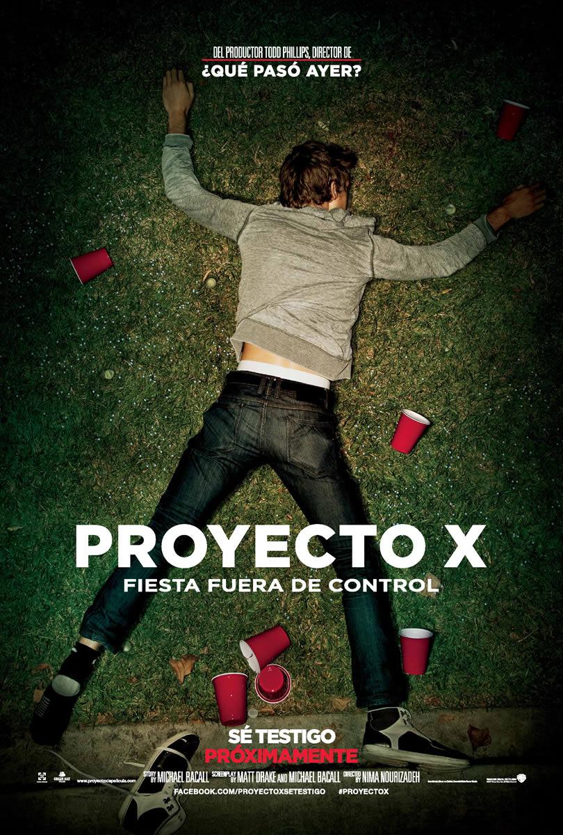 Proyecto X [2012], [1080p] [ Dual – Latino] [MEGA]