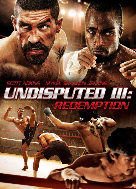 Undisputed 3: Redemption (2010) BluRay 720p 900MB