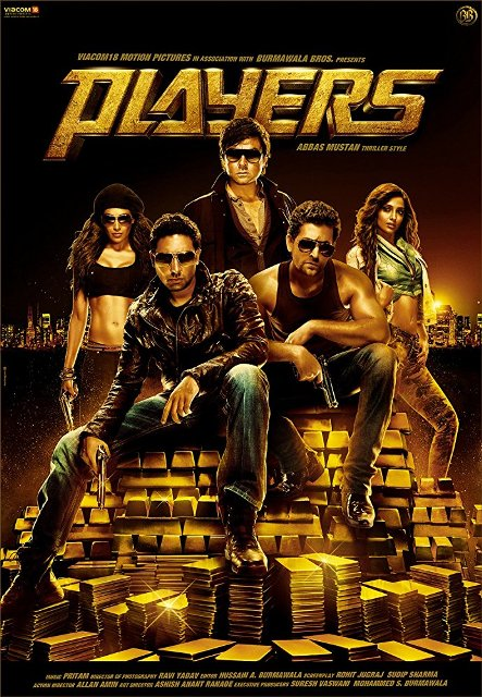 Players (2012) Hindi BluRay 720p 1.3GB