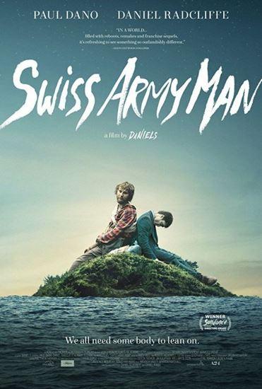 Człowiek-scyzoryk / Swiss Army Man (2016) PL.BDRip.XviD-KiT | Lektor PL