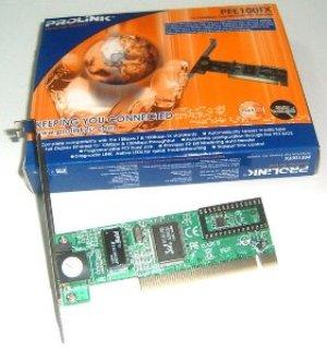PCI MODEM PROLINK 1456PV