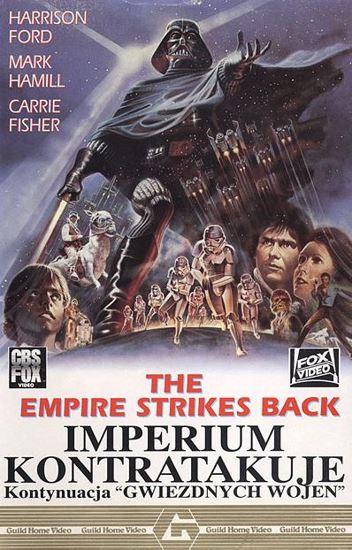 Gwiezdne wojny: Część V - Imperium kontratakuje / Star Wars: Episode V - The Empire Strikes Back (1980) PL.BRRip.XviD-GR4PE | Lektor PL