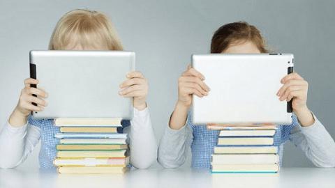 Βιβλίο ή tablet