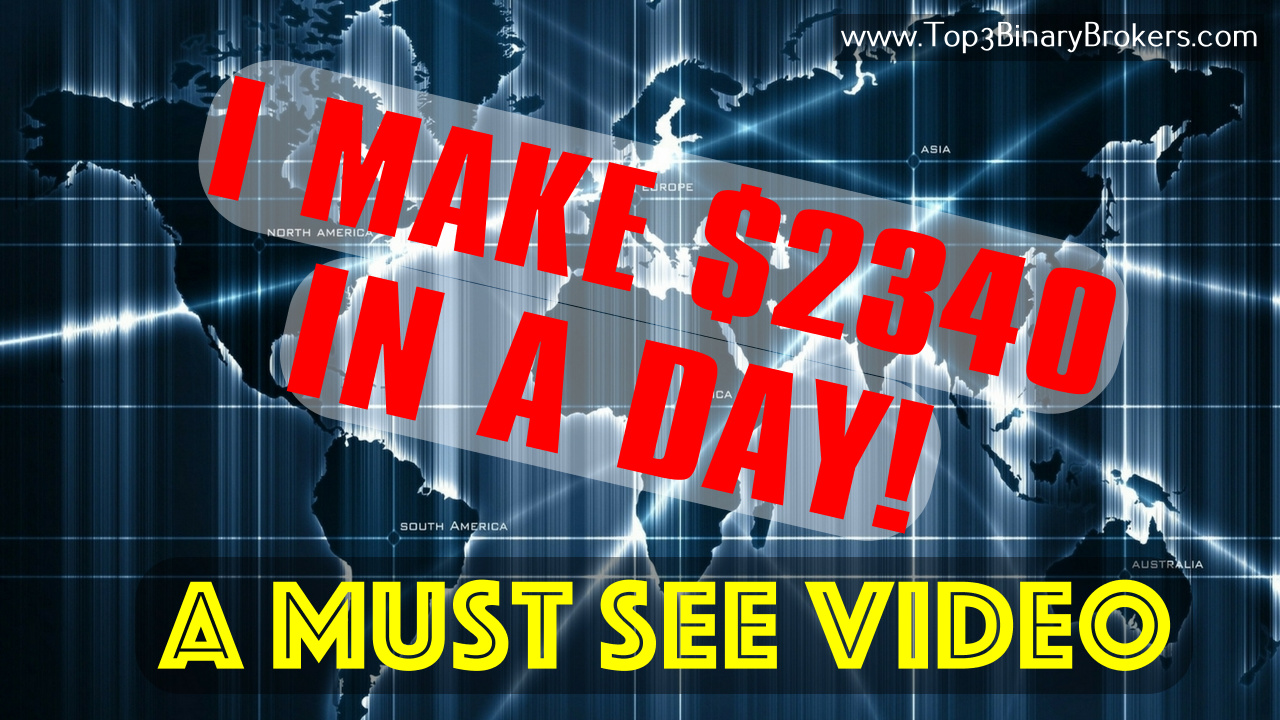 Successful Binary Options Win Strategy Register