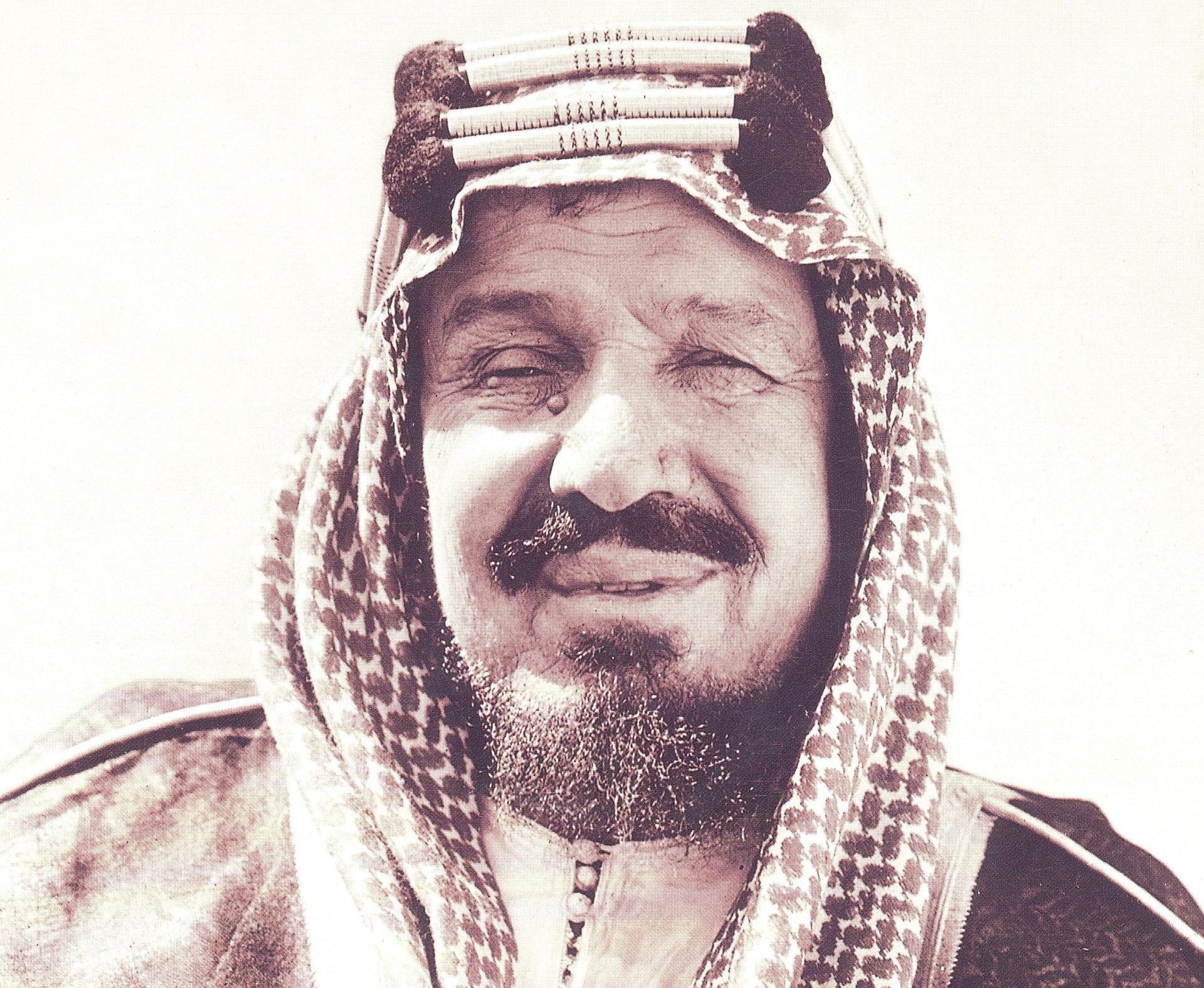 نتيجة بحث الصور عن الملك عبدالعزيز آل سعود
