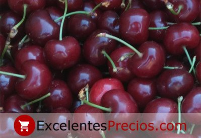 huge cherries, giant cherries, fat cherries, extra large cherries