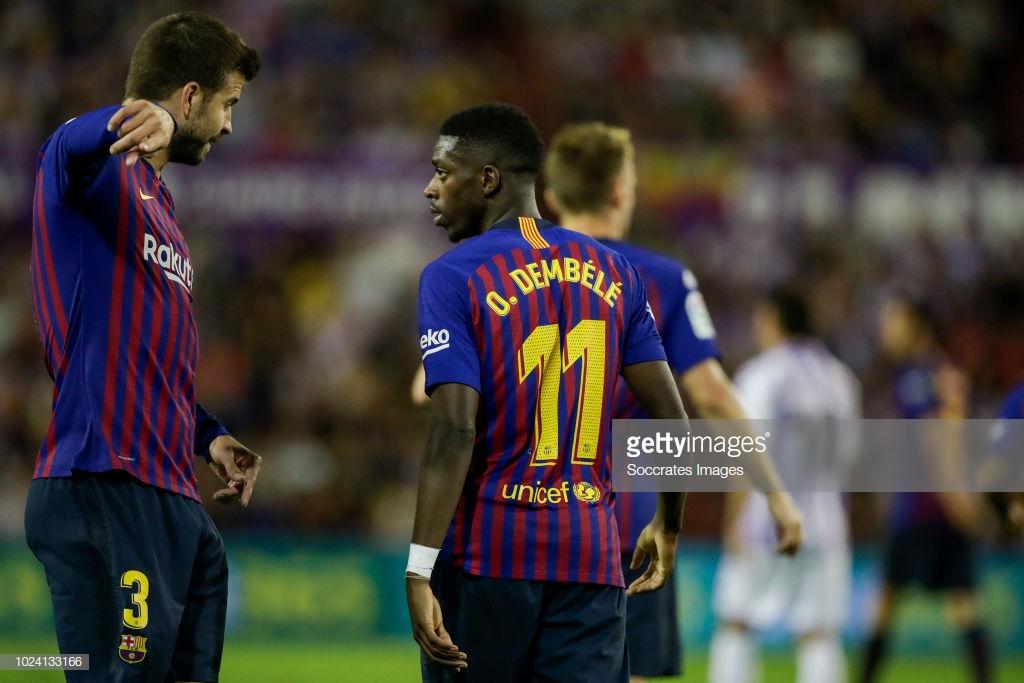 صور مباراة : بلد الوليد - برشلونة 0-1 ( 25-08-2018 )  P5