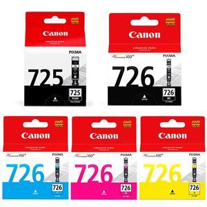 CATRIDGE CANON 725 dan 726