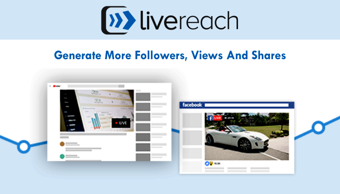 LiveReach Review - The Truth About Post Live Videos on Both YouTube