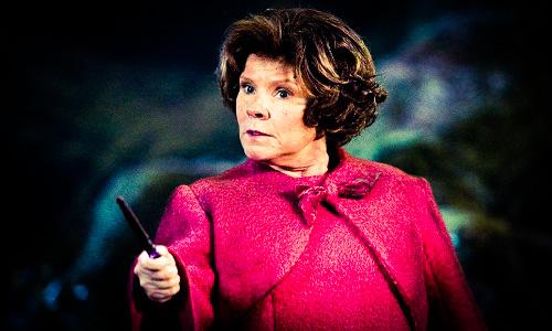 Dolores Umbridge Harry Potter Estj Mbti Zone